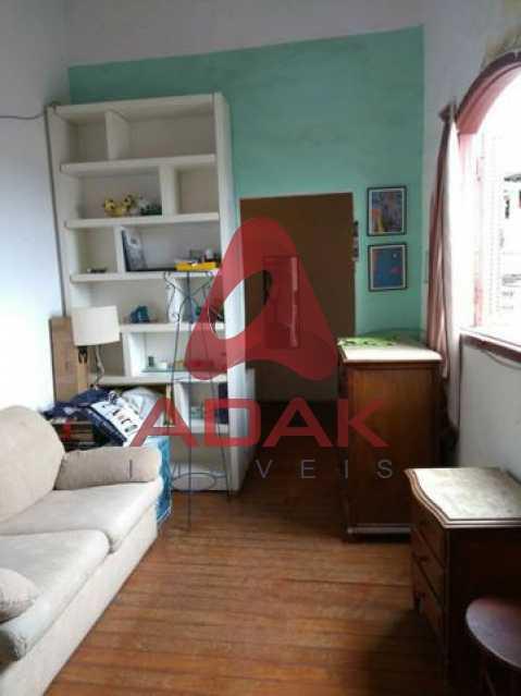 211920102280265 - Casa de Vila 1 quarto à venda Santa Teresa, Rio de Janeiro - R$ 110.000 - CTCV10016 - 3
