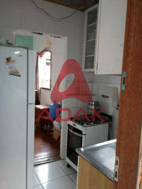 212920101220160 - Casa de Vila 1 quarto à venda Santa Teresa, Rio de Janeiro - R$ 110.000 - CTCV10016 - 5