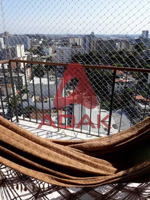 f18a50bf-35ac-4efc-82f9-148430 - Apartamento 2 quartos à venda Rio Comprido, Rio de Janeiro - R$ 420.000 - CPAP20962 - 1