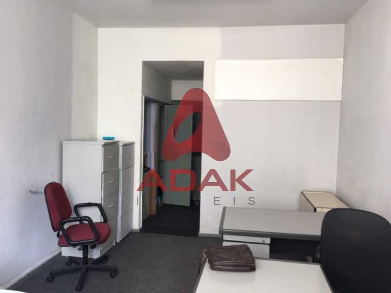 SALA PRINCIPAL - Sala Comercial 30m² para alugar Avenida Rio Branco,Centro, Rio de Janeiro - R$ 600 - CTSL00536 - 9