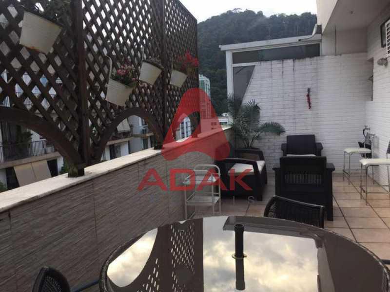 344013026520575 1 - Apartamento 1 quarto para alugar Gávea, Rio de Janeiro - R$ 3.500 - CPAP11493 - 3