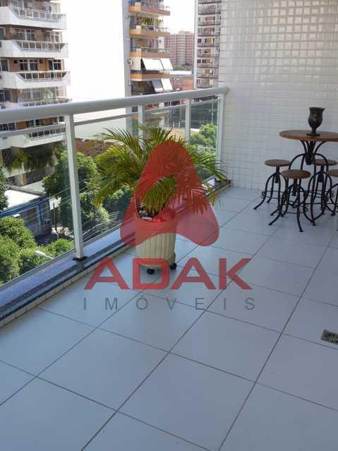 aeb47a3a-944a-4336-819f-6ba106 - Apartamento à venda Tijuca, Rio de Janeiro - R$ 700.000 - CTAP00534 - 5