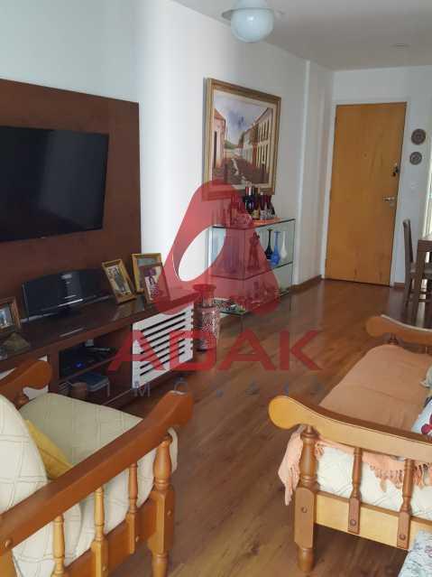 c03269c9-1b6b-45f1-8ff4-fd9a2f - Apartamento à venda Tijuca, Rio de Janeiro - R$ 700.000 - CTAP00534 - 1