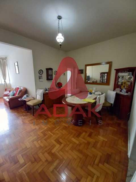 56fffaf8-4659-4e24-af50-e3b6a4 - Apartamento 2 quartos à venda Tijuca, Rio de Janeiro - R$ 450.000 - CTAP20606 - 1
