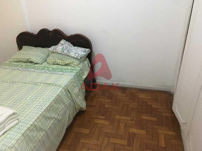 Quarto 12. - Apartamento à venda Copacabana, Rio de Janeiro - R$ 800.000 - CPAP00370 - 12