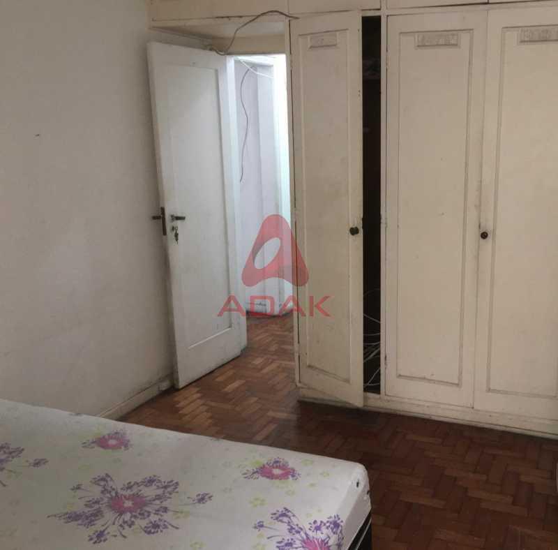 Quarto 9. - Apartamento à venda Copacabana, Rio de Janeiro - R$ 800.000 - CPAP00370 - 9