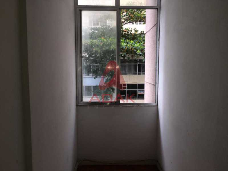 Quarto 8. - Apartamento à venda Copacabana, Rio de Janeiro - R$ 800.000 - CPAP00370 - 10
