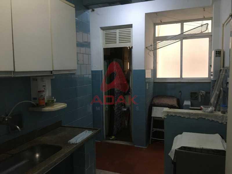 Area de serviço e cozinha 6. - Apartamento à venda Copacabana, Rio de Janeiro - R$ 800.000 - CPAP00370 - 20