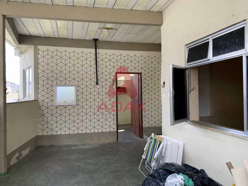 IMG_2524 - Casa de Vila 2 quartos à venda Centro, Rio de Janeiro - R$ 500.000 - CTCV20023 - 14