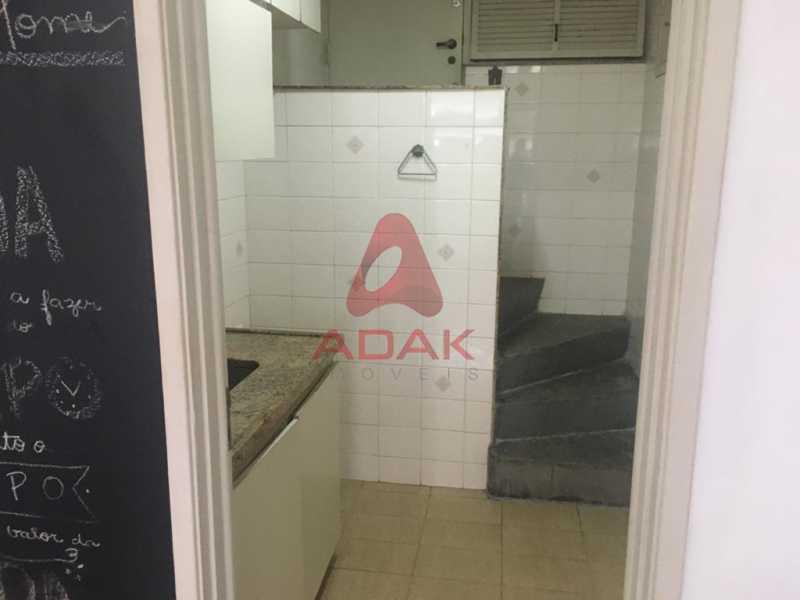 cozinha 2. - Apartamento à venda Copacabana, Rio de Janeiro - R$ 500.000 - CPAP00373 - 21