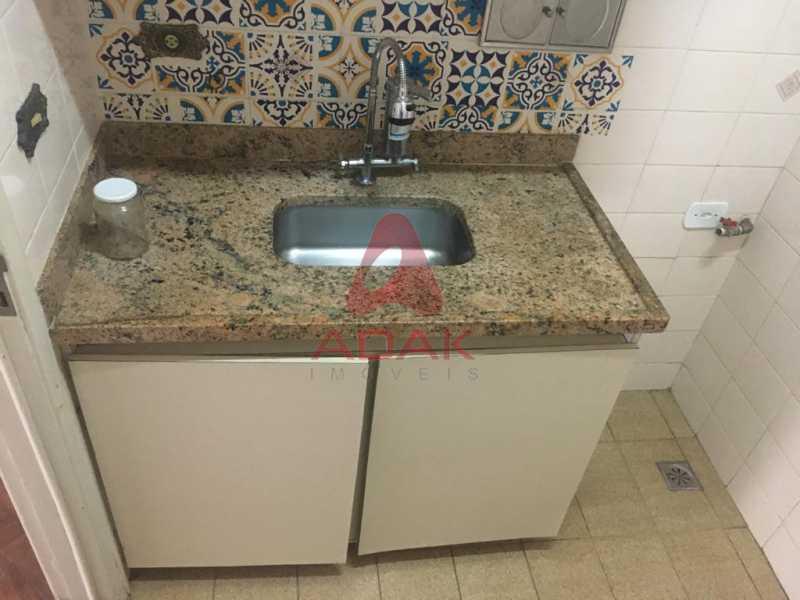 cozinha 3. - Apartamento à venda Copacabana, Rio de Janeiro - R$ 500.000 - CPAP00373 - 22