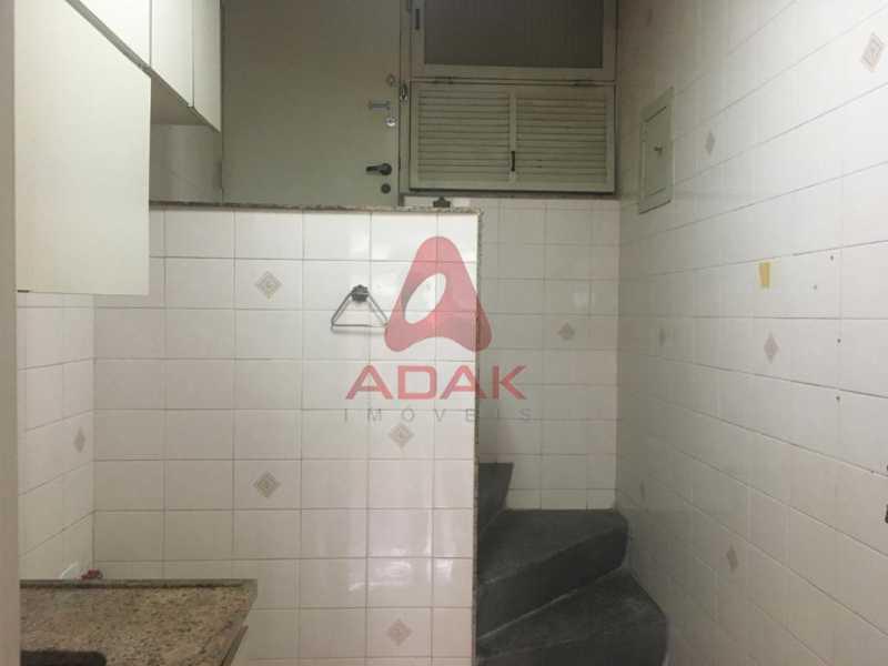cozinha 6. - Apartamento à venda Copacabana, Rio de Janeiro - R$ 500.000 - CPAP00373 - 24