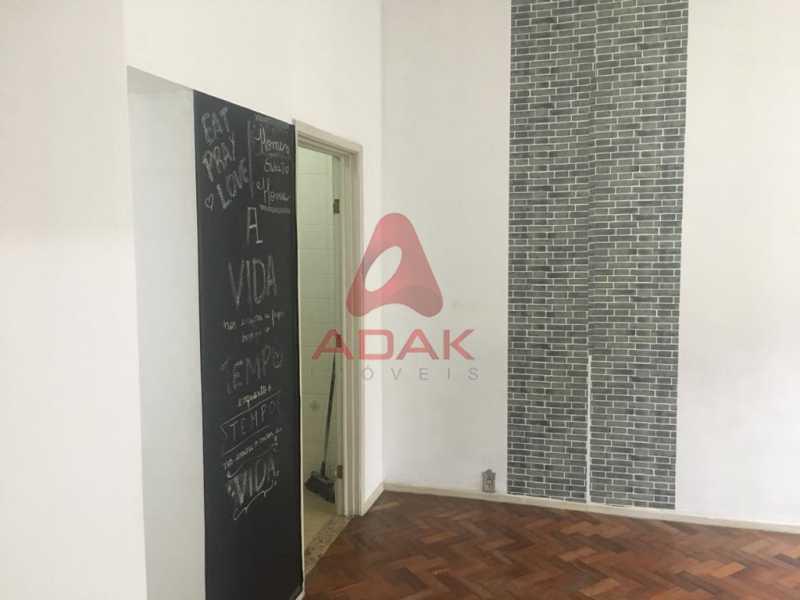 sala 2. - Apartamento à venda Copacabana, Rio de Janeiro - R$ 500.000 - CPAP00373 - 6