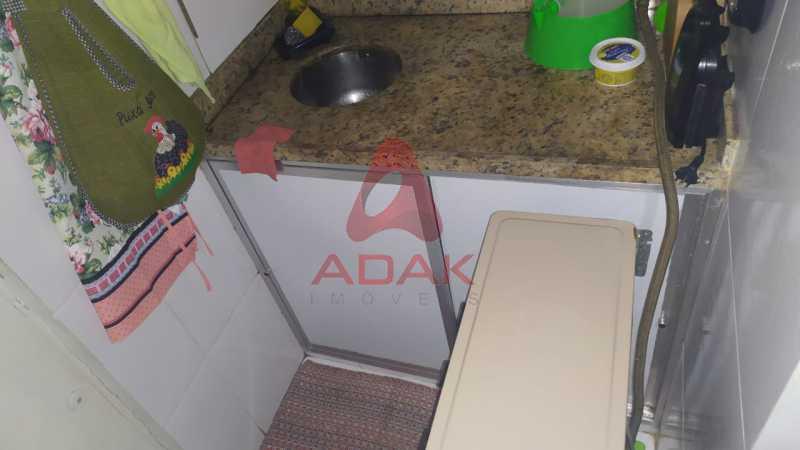 Cozinha  - Kitnet/Conjugado 24m² à venda Copacabana, Rio de Janeiro - R$ 400.000 - CPKI00123 - 1