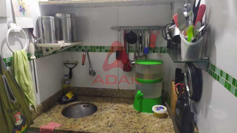 Cozinha - Kitnet/Conjugado 24m² à venda Copacabana, Rio de Janeiro - R$ 400.000 - CPKI00123 - 5