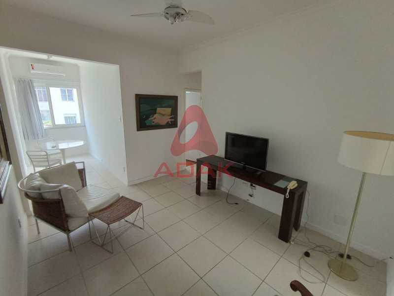 11entrada e sala 1. - Apartamento 1 quarto à venda Ipanema, Rio de Janeiro - R$ 780.000 - CPAP11592 - 5