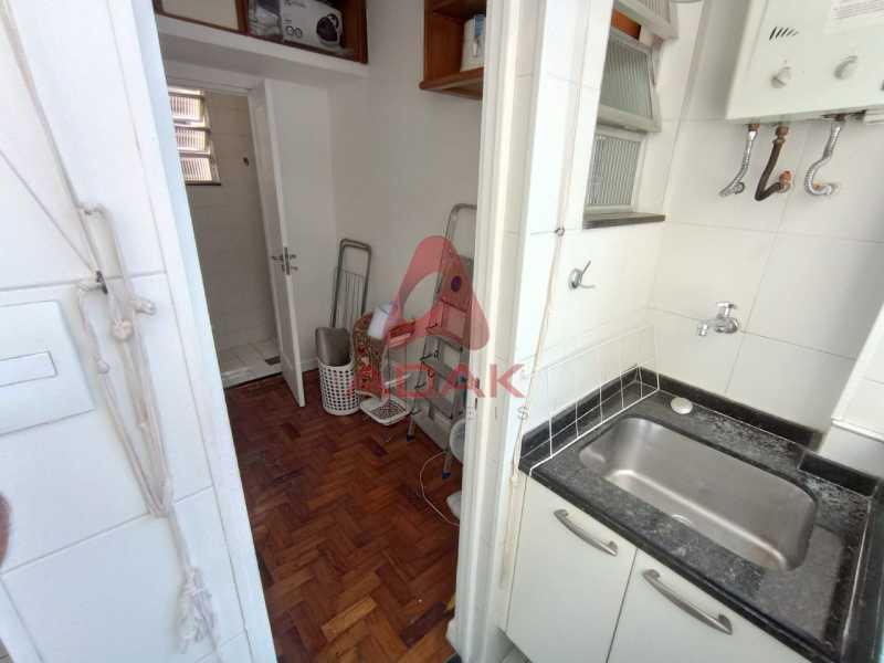 11entrada e sala 4. - Apartamento 1 quarto à venda Ipanema, Rio de Janeiro - R$ 780.000 - CPAP11592 - 22