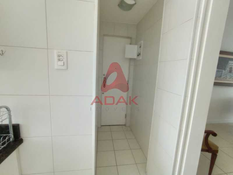 11entrada e sala 5. - Apartamento 1 quarto à venda Ipanema, Rio de Janeiro - R$ 780.000 - CPAP11592 - 18