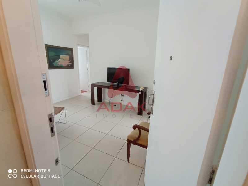 11entrada e sala 6. - Apartamento 1 quarto à venda Ipanema, Rio de Janeiro - R$ 780.000 - CPAP11592 - 3
