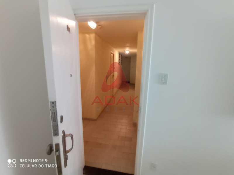 11entrada e sala 7. - Apartamento 1 quarto à venda Ipanema, Rio de Janeiro - R$ 780.000 - CPAP11592 - 1