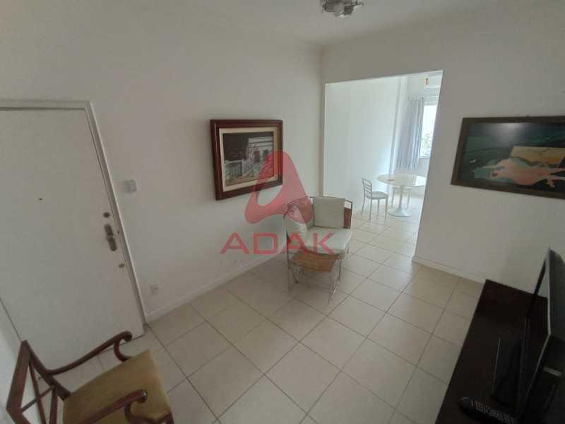 11entrada e sala 9. - Apartamento 1 quarto à venda Ipanema, Rio de Janeiro - R$ 780.000 - CPAP11592 - 4