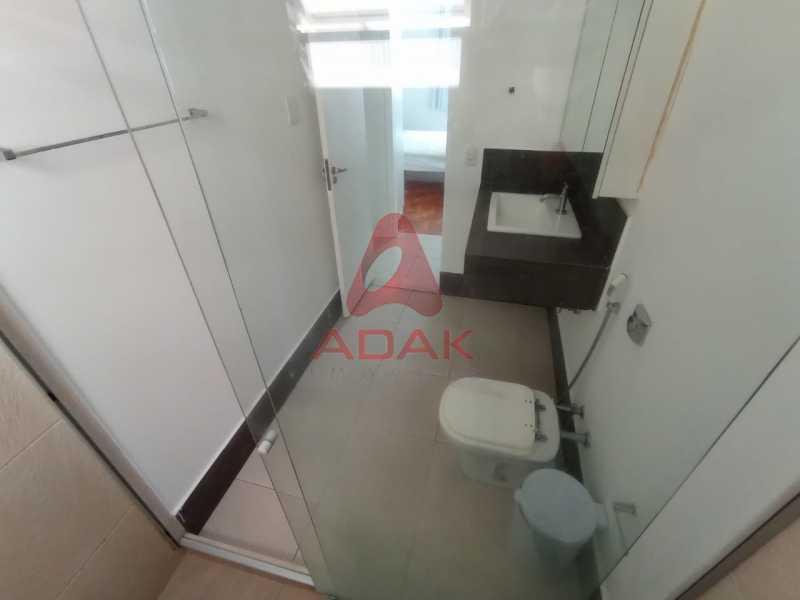 banheiro 1. - Apartamento 1 quarto à venda Ipanema, Rio de Janeiro - R$ 780.000 - CPAP11592 - 13