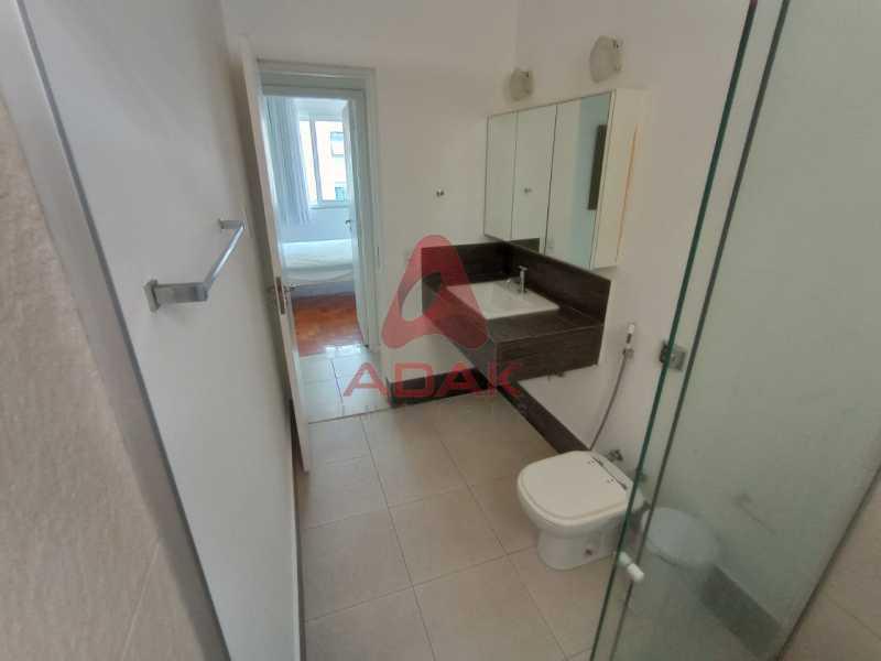 banheiro 2. - Apartamento 1 quarto à venda Ipanema, Rio de Janeiro - R$ 780.000 - CPAP11592 - 14