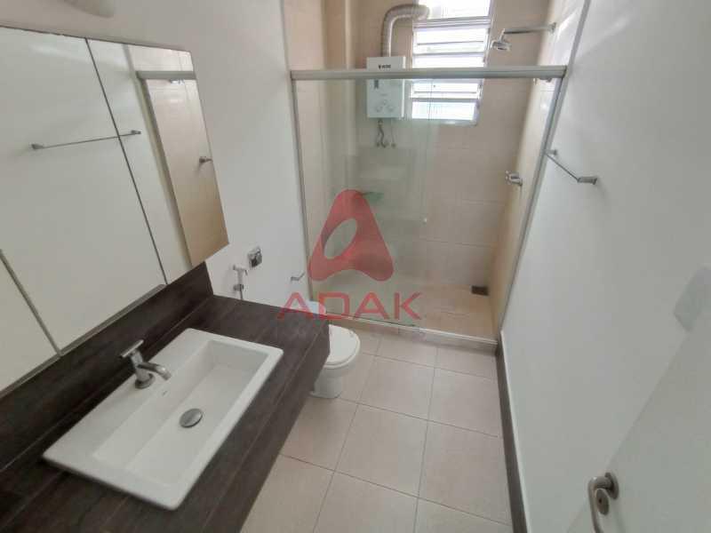 banheiro 4. - Apartamento 1 quarto à venda Ipanema, Rio de Janeiro - R$ 780.000 - CPAP11592 - 16