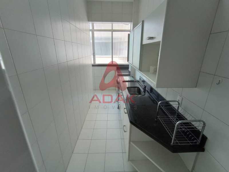 cozinha enorme 1. - Apartamento 1 quarto à venda Ipanema, Rio de Janeiro - R$ 780.000 - CPAP11592 - 17