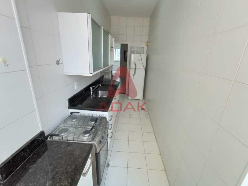 cozinha enorme 2. - Apartamento 1 quarto à venda Ipanema, Rio de Janeiro - R$ 780.000 - CPAP11592 - 19