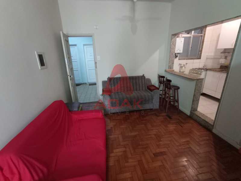 1sala 4. - Apartamento 1 quarto à venda Leme, Rio de Janeiro - R$ 450.000 - CPAP11593 - 5