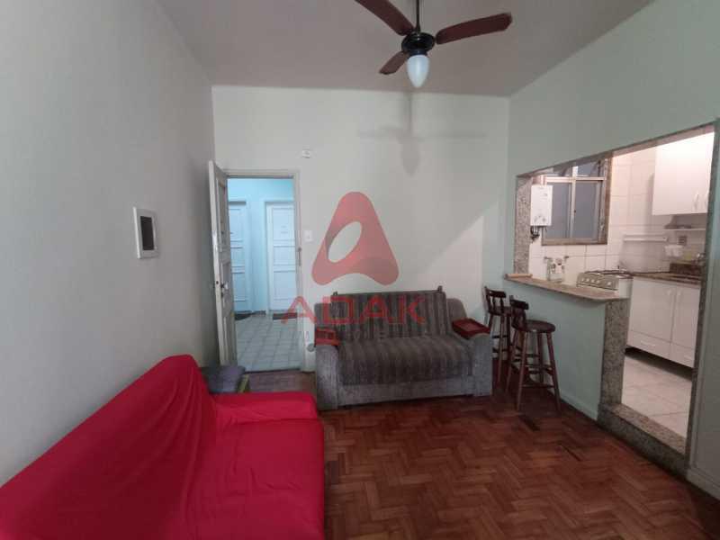 1sala 5. - Apartamento 1 quarto à venda Leme, Rio de Janeiro - R$ 450.000 - CPAP11593 - 6