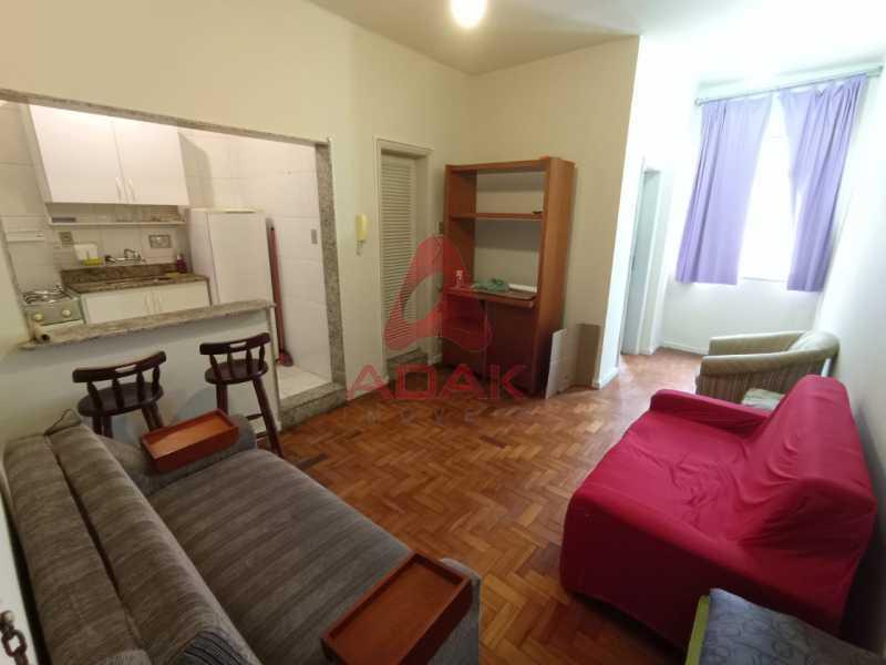 1sala 7. - Apartamento 1 quarto à venda Leme, Rio de Janeiro - R$ 450.000 - CPAP11593 - 7