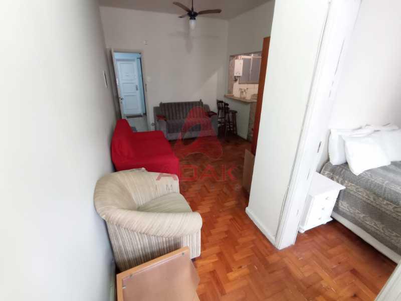 1sala 13. - Apartamento 1 quarto à venda Leme, Rio de Janeiro - R$ 450.000 - CPAP11593 - 13