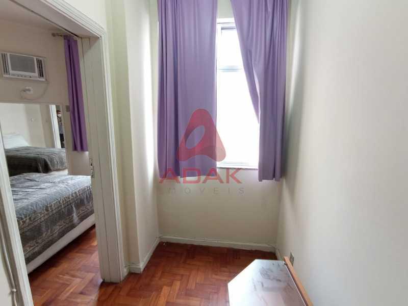 11quarto 1. - Apartamento 1 quarto à venda Leme, Rio de Janeiro - R$ 450.000 - CPAP11593 - 14