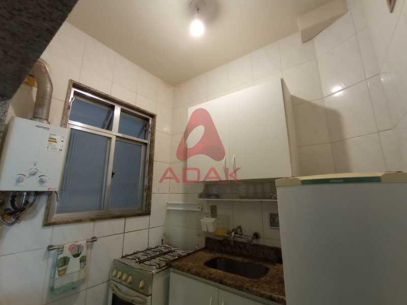 cozinha. - Apartamento 1 quarto à venda Leme, Rio de Janeiro - R$ 450.000 - CPAP11593 - 21
