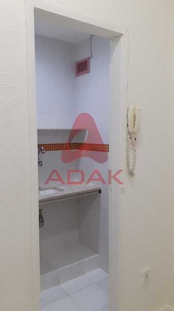 20200812_164831 - Kitnet/Conjugado 30m² para alugar Rua Riachuelo,Centro, Rio de Janeiro - R$ 850 - CTKI00809 - 9
