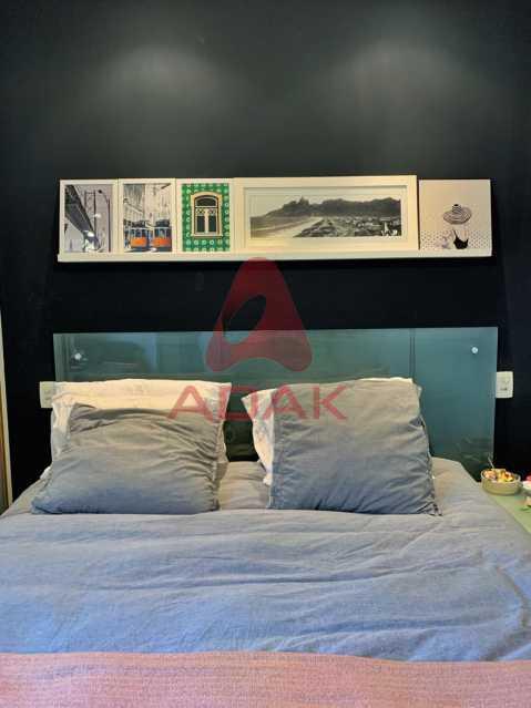 Quarto - Apartamento 2 quartos à venda Ipanema, Rio de Janeiro - R$ 825.000 - CPAP21053 - 9