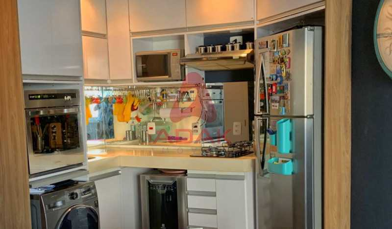 Cozinha - Apartamento 2 quartos à venda Ipanema, Rio de Janeiro - R$ 825.000 - CPAP21053 - 13