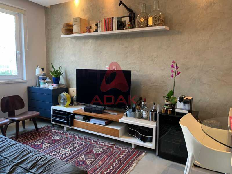 Sala  - Apartamento 2 quartos à venda Ipanema, Rio de Janeiro - R$ 825.000 - CPAP21053 - 1