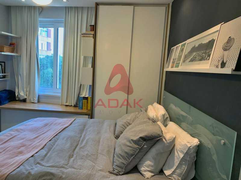 Quarto - Apartamento 2 quartos à venda Ipanema, Rio de Janeiro - R$ 825.000 - CPAP21053 - 7