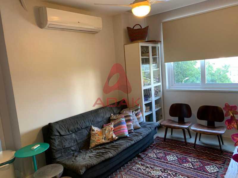Sala - Apartamento 2 quartos à venda Ipanema, Rio de Janeiro - R$ 825.000 - CPAP21053 - 6