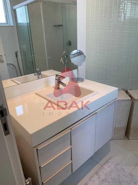 Suíte - Apartamento 2 quartos à venda Ipanema, Rio de Janeiro - R$ 825.000 - CPAP21053 - 11