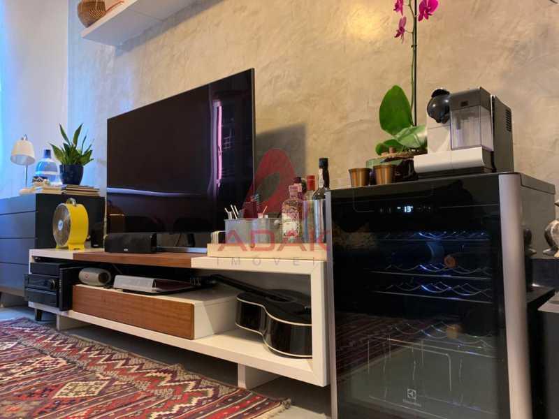 Sala - Apartamento 2 quartos à venda Ipanema, Rio de Janeiro - R$ 825.000 - CPAP21053 - 3