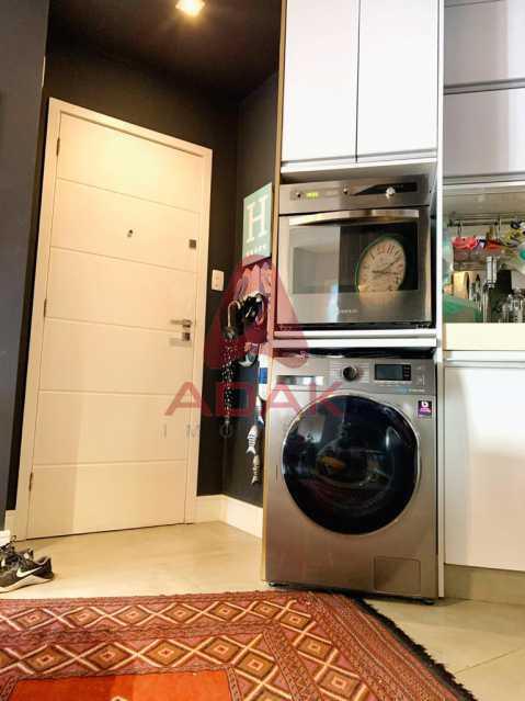 Cozinha - Apartamento 2 quartos à venda Ipanema, Rio de Janeiro - R$ 825.000 - CPAP21053 - 15