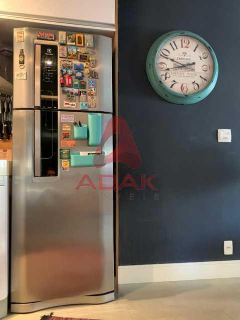 Cozinha - Apartamento 2 quartos à venda Ipanema, Rio de Janeiro - R$ 825.000 - CPAP21053 - 14