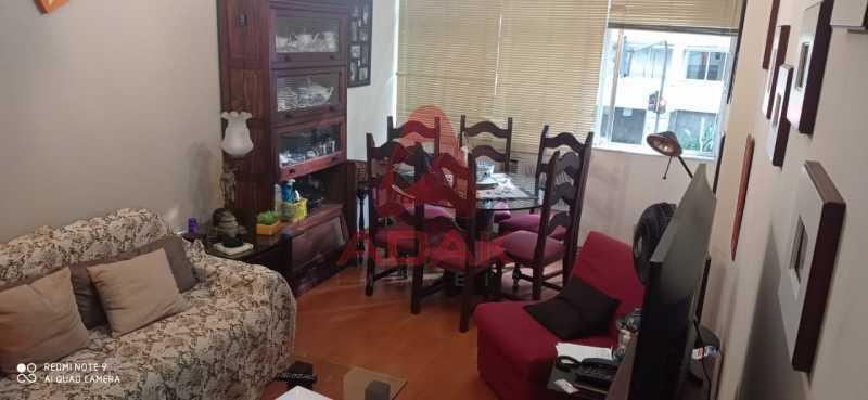 2d476a2b-f0ad-4a45-8806-4b043e - Apartamento à venda Rua Figueiredo Magalhães,Copacabana, Rio de Janeiro - R$ 690.000 - CPAP00386 - 1