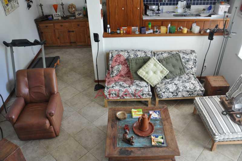 05ef24f6-8f2d-4ef7-8495-ec22b7 - Casa 4 quartos à venda Santa Teresa, Rio de Janeiro - R$ 900.000 - CTCA40011 - 5