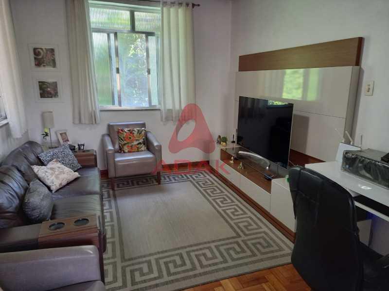 0492bcd6-6436-4639-8657-8c9f6f - Apartamento 2 quartos à venda Santo Cristo, Rio de Janeiro - R$ 170.000 - CTAP20668 - 3