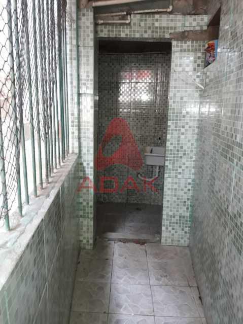 5ce4a41a-59f2-438f-9076-9dfbf5 - Casa de Vila 2 quartos à venda Santa Teresa, Rio de Janeiro - R$ 125.000 - CTCV20025 - 19